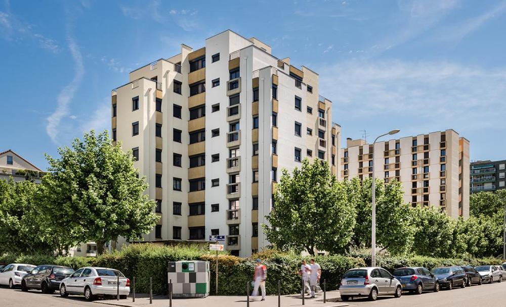 Rénovation complète 104 logements Lyon