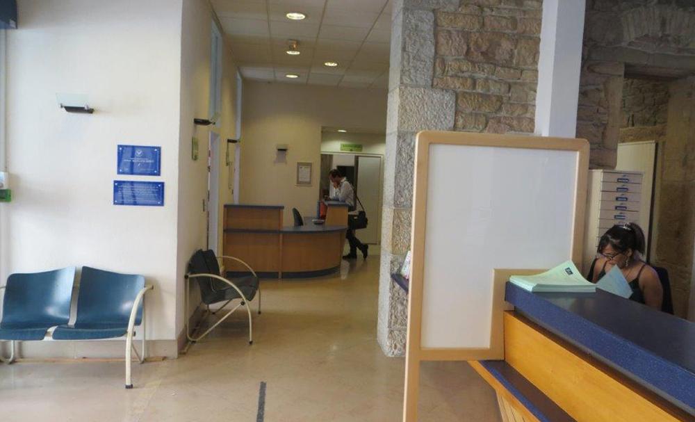 Rénovation intérieure clinique privée Lyon
