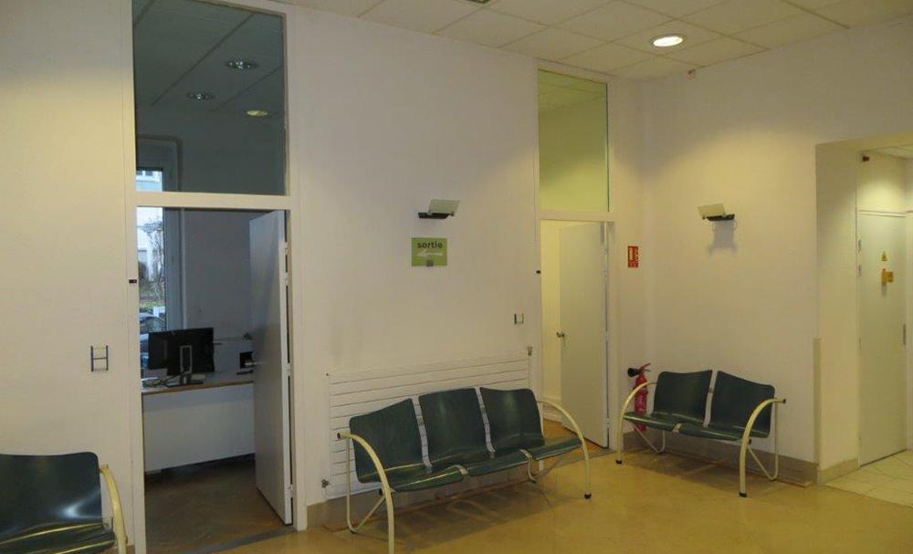 Réhabilitation intérieure clinique privée Lyon