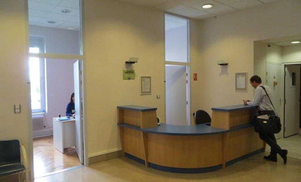 Rénovation clinique privée Lyon