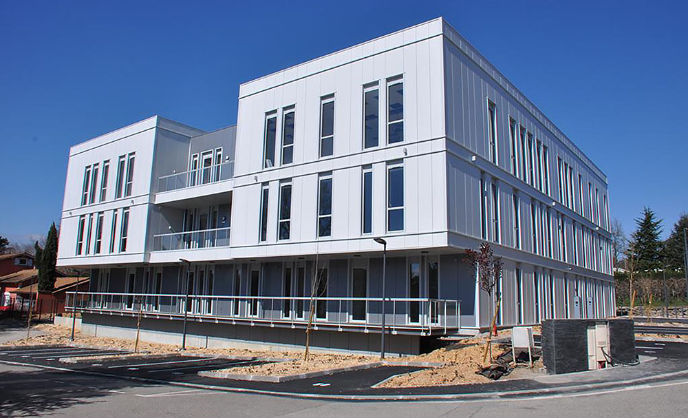 Construction centre affaires